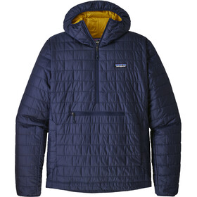 Patagonia M's Nano Puff Bivy Pullover Classic Navy